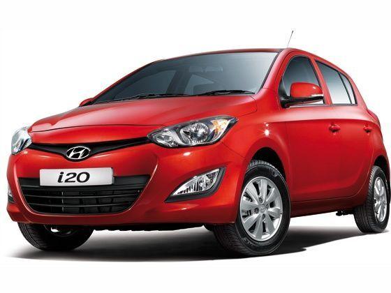 New Hyundai i-Gen i20 front static