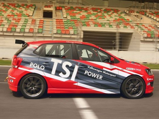 2012 Volkswagen Polo R Cup Race Car First Drive Zigwheels