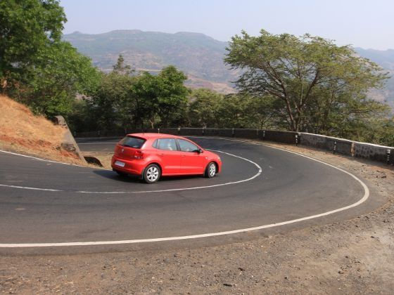 Safe and fun driving on mountain roads