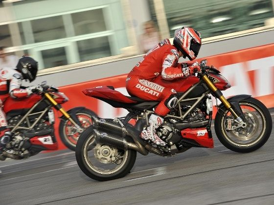 2012 World Ducati Week