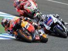 Stoner pips Lorenzo at Jerez