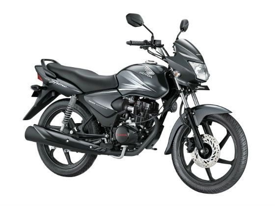 The New Honda CB Shine
