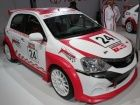 Etios Motor Racing pit-stops at Bangalore