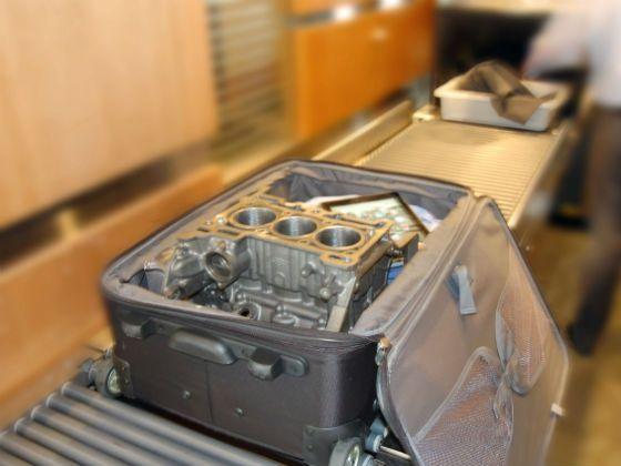 2012 Ford EcoBoost Engine