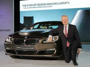 bmw 6 series gran coupe launched zigwheels