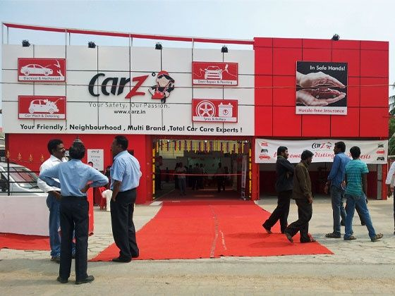 CarZ Chennai workshop