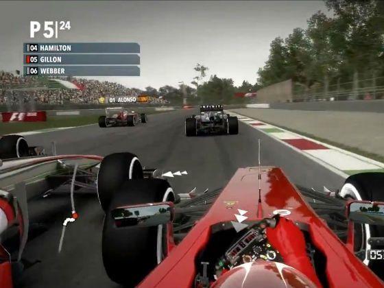 Formula 1 game 2012