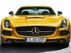 Mercedes-Benz SLS AMG Black Series unleashed