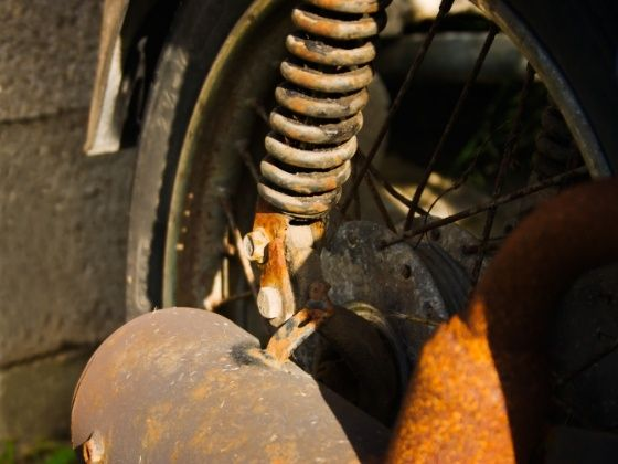 Tips To Remove Rust From Motorcycles Zigwheels