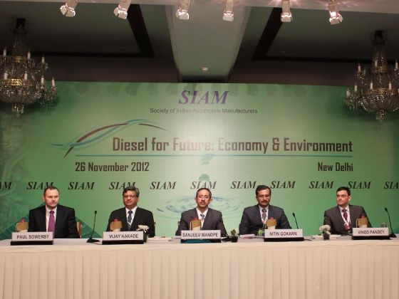 SIAM Diesel for Future: Economy and Environment