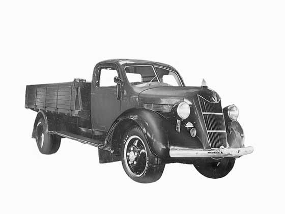 Toyotas 75-Year Journey