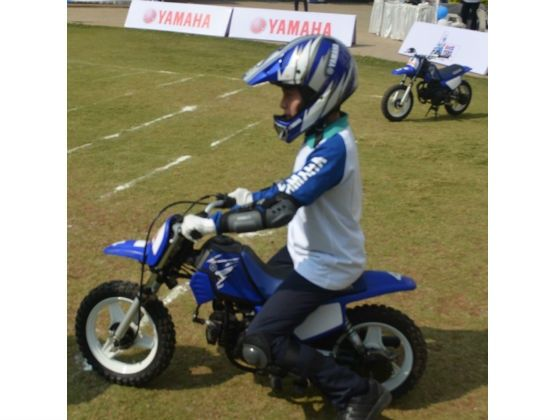 Yamaha Safe Riding Science Program 2012