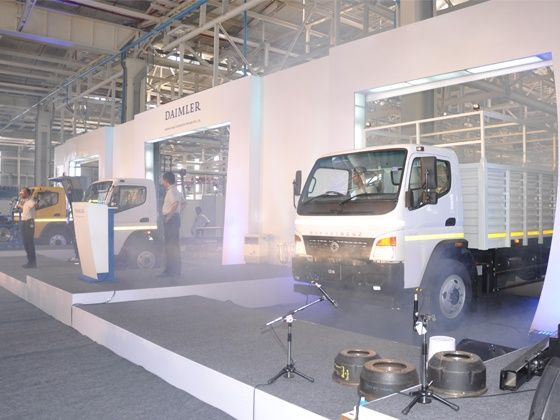 BharatBenz LDT trucks