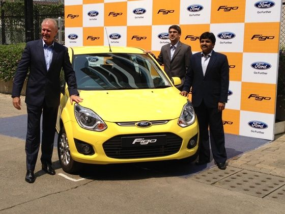 Ford Figo facelift launched
