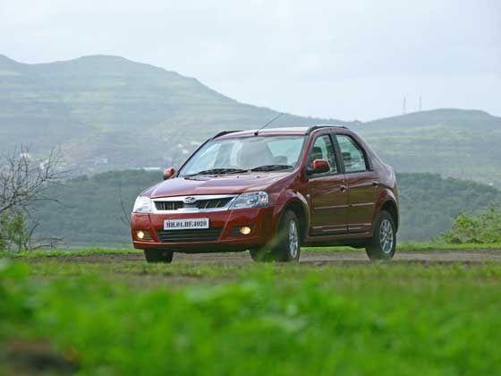 Mahindra Verito roadtest