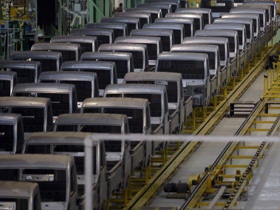 Mahindra Maxximo Assembly Plant
