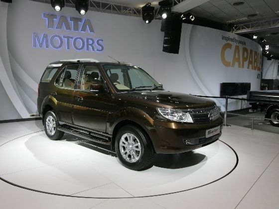 Tata Safari Storme launch soon