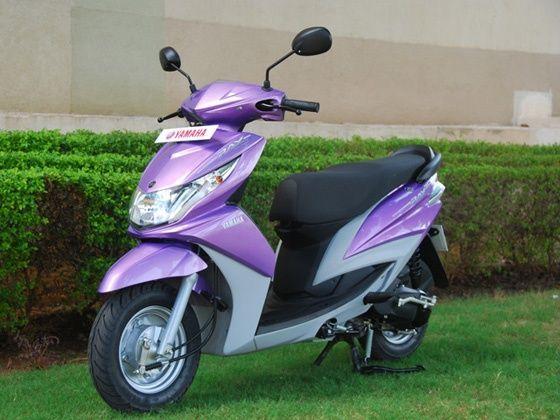 Yamaha Ray review