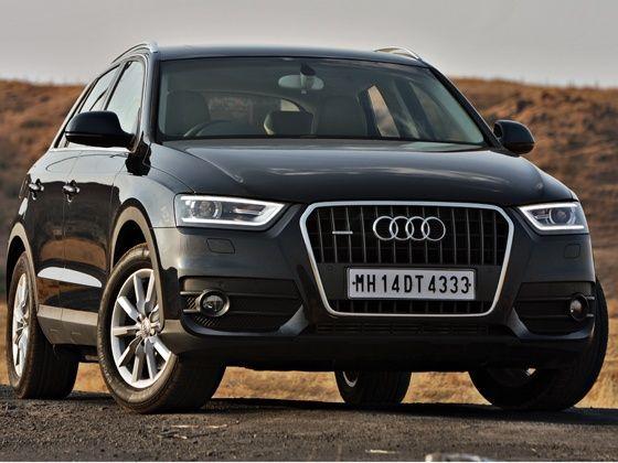 Audi Q3 TFSI drive