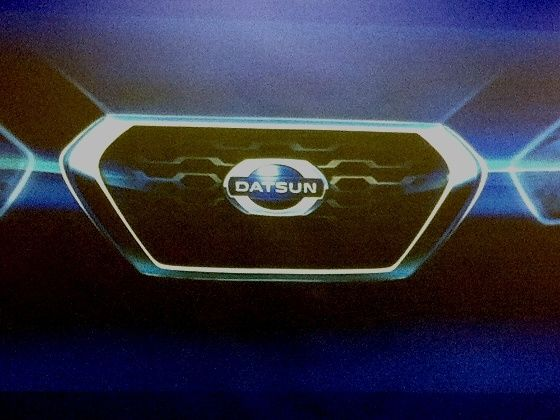Datsun new logo