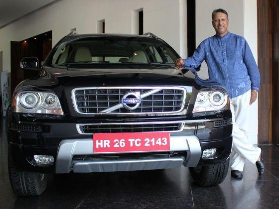 Jeev Milkha Singh, Volvo India brand ambassador