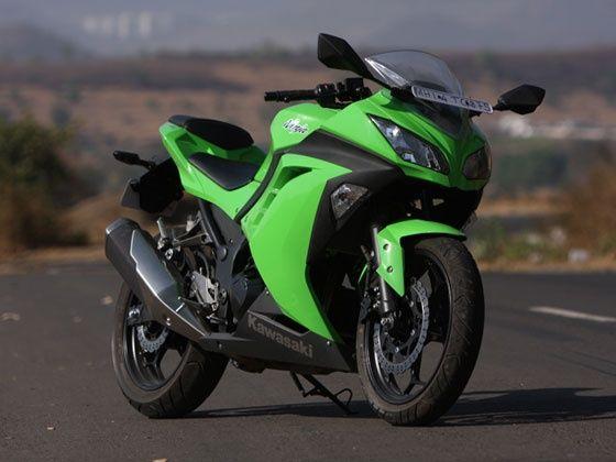 Kawasaki Ninja : Detailed Review - ZigWheels