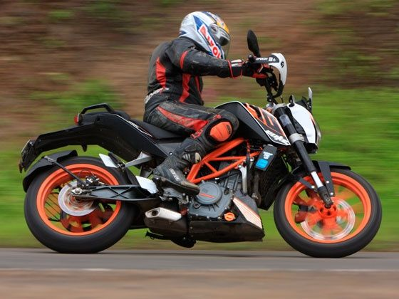 ktm duke 390 abs : detailed review - zigwheels