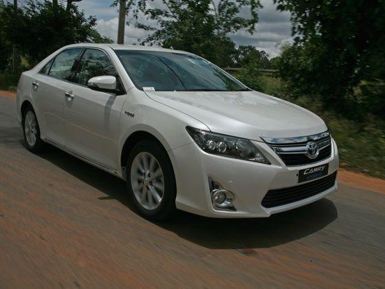 Toyota Camry Hybrid drive