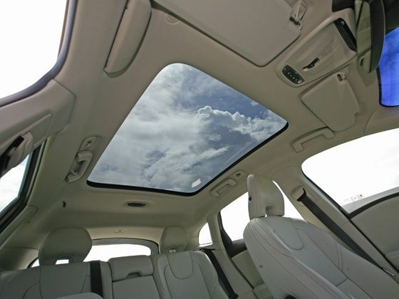 Volvo V Cross Country Panoramic Roof X on 5 Panel Panoramic Mirror