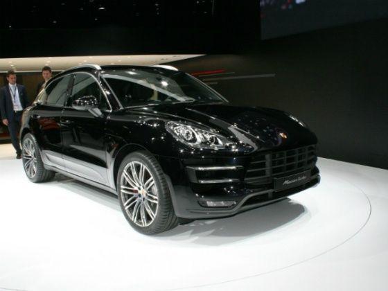 Porsche Macan SUV