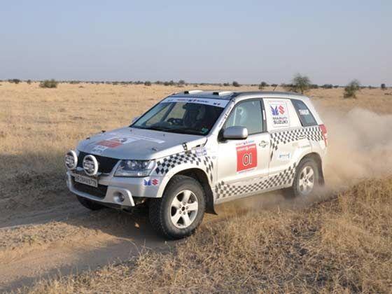 Maruti Suzuki Desert Storm 2013