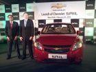 Chevrolet Sail Sedan launched