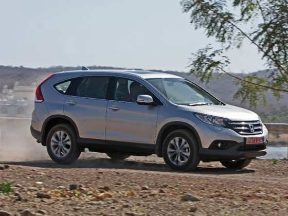 New Honda CR V Review