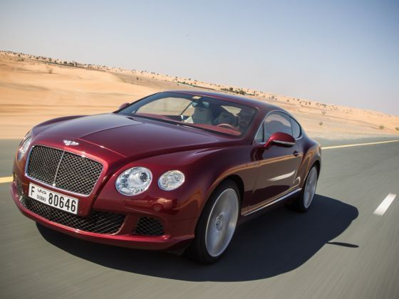 Bentley Continental GT Speed : First Drive