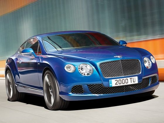Bentley Continental GT Speed introduced