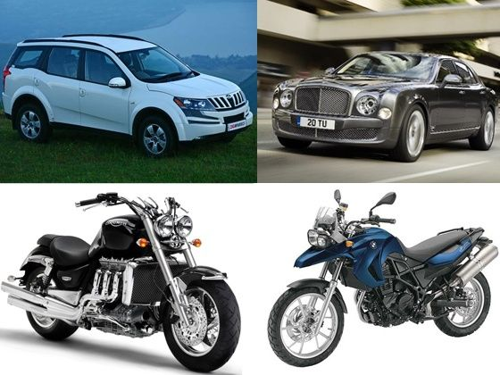 Budget 2013: Impact on cars and bikes
