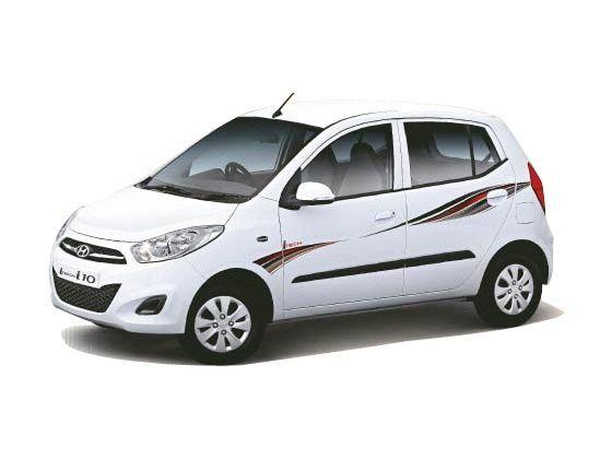 Hyundai iTECH i10 special edition