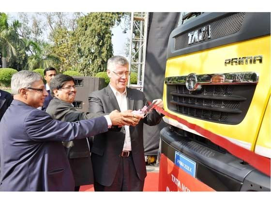 Tata Motors rolls out its two millionth truck