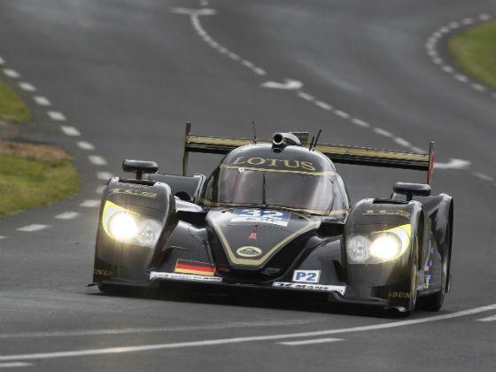 The Lotus Lola B12/80 at the 2012 WEC