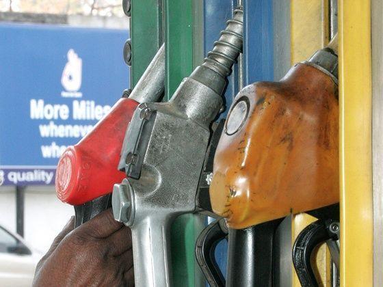 Fuel filling station