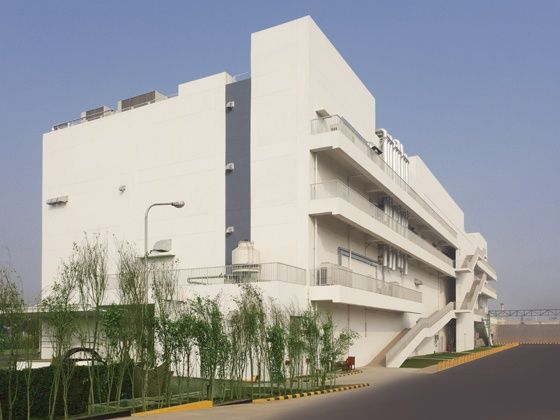 New Technical Center, Manesar