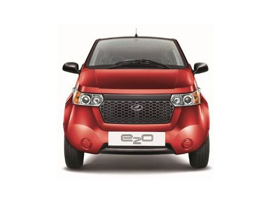 Mahindra Reva NXR electric car rechristened e2o