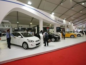Mumbai International Motor Show 2013