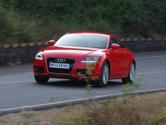 Audi TT Coupe review