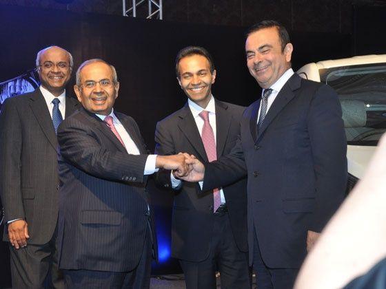 Ashok Leyland unveils its Stile MPV