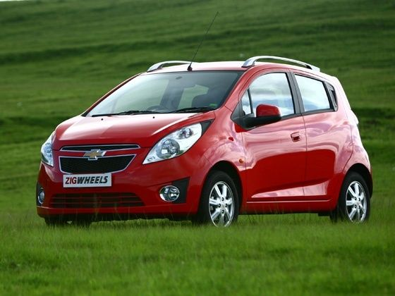 Chevrolet Beat gets updated interiors
