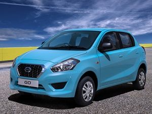 Datsun Go small car