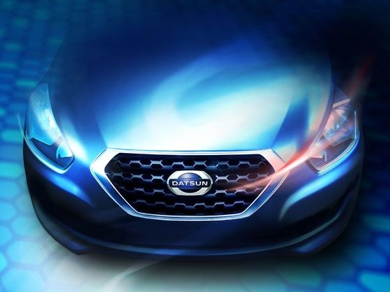 Datsun teases new hatchback for India