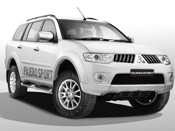 Mitsubishi Pajero Sport Anniversary Edition to be launched soon