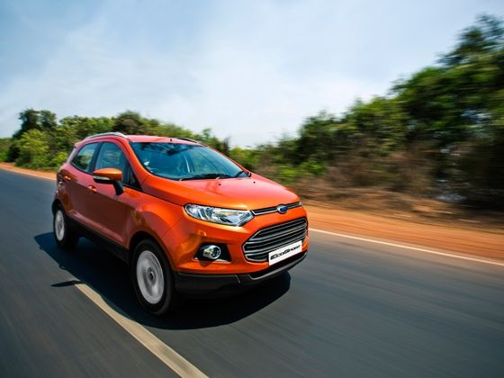Ford EcoSport : Detailed Review